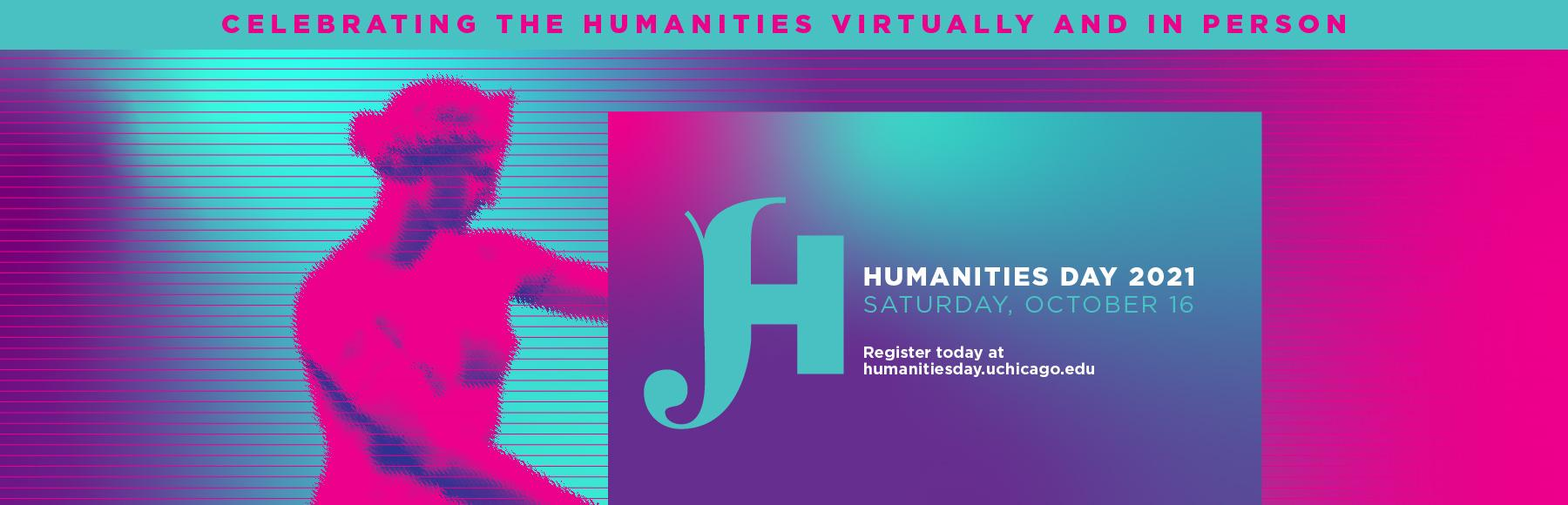 Humanities Day 2021 graphic